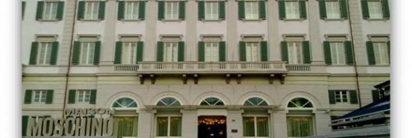 Maison Moschino di Via Montegrappa, Milano