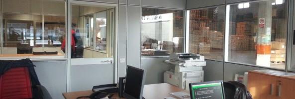 MAIMEX SpA – Uffici logistici, Pioltello (MI)